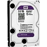 Western Digital WD Purple Harddisk 3.5 quot; 2TB SATA3 6Gb s IntelliPower 5400RPM 64 MB HDD Surveill