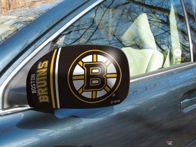 (Fanmats NHL Boston Bruins Mirror Cover, Small)