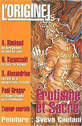 L'Originel, N° 7 : Erotisme et Sacré