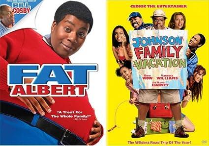Johnson Family Vacation Full Movie >> Fat Albert Johnson Family Vacation Dvd Region 1 Us Import Ntsc