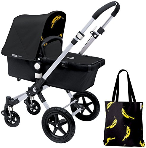 Bugaboo Cameleon3 Accessory Pack - Andy Warhol Black/Banana (Special Edition) by Bugaboo