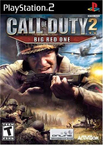 (Call of Duty 2: Big Red One - PlayStation 2)