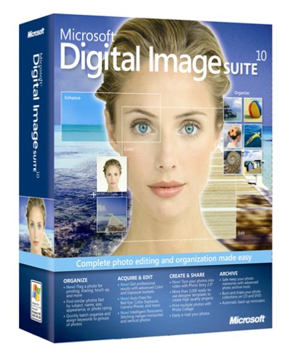 Microsoft Digital Image Suite 10 0