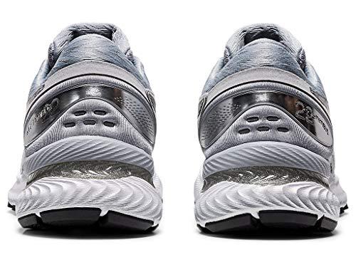 ASICS Women's Gel-Nimbus 22 Platinum Running Shoes 4