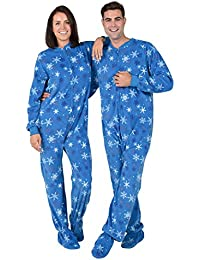 Amazon.com: Footed Pajamas: Clothing, Shoes & Jewelry