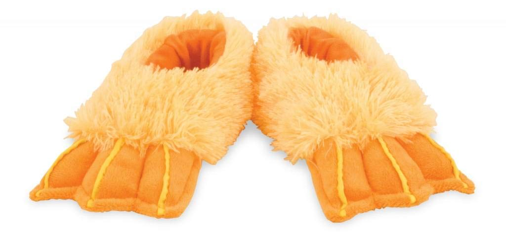 Rich Frog Duck Funky Feet Slippers for Children Toddler Size 7 R3152