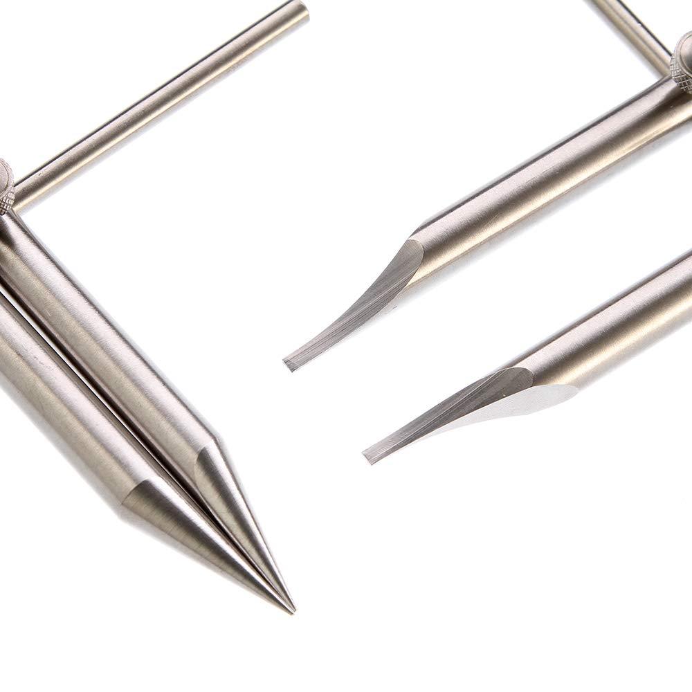 per obiettivo della fotocamera riparazione strumento di apertura a punta 2/x Pro chiave in acciaio INOX