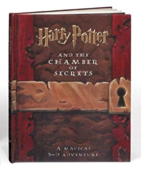 Harry Potter and the Chamber of Secrets: A Deluxe Pop-Up Book 0439451930 Book Cover