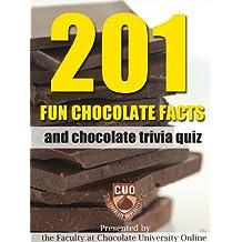 201 Fun Chocolate Facts and Chocolate Trivia Quiz
