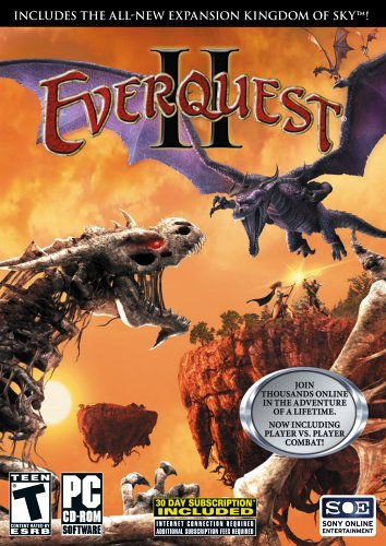 Everquest 2: Kingdom of Sky Expansion Pack - PC