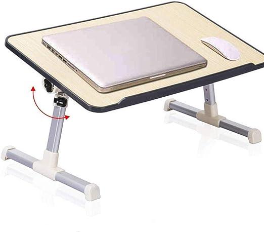 YS-FeiTeng Mesa plegable: hogar, escritorio perezoso, altura ...