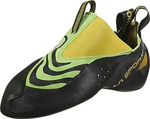 Pies de gato La Sportiva Speedster amarillo/verde para hombre Talla 38 2017