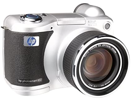 Hp digital camera photosmart 850 Windows 7 64-BIT