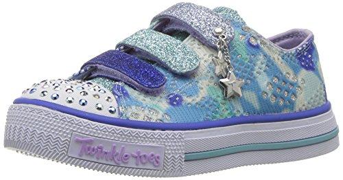 Pictures of Skechers Kids Kids' Shuffles-Lookin Lovely Sneakerblue/ 10760L 1