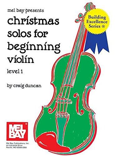 Christmas Solos for Beginning Violin (VOLUME 1) (Best Rated Violin Brands)