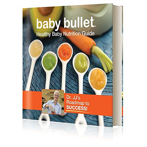 Baby Bullet Healthy Nutrition Guide product image