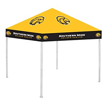 9u0027 x 9u0027 Ultimate Tailgate Canopy  sc 1 st  Amazon.com & Amazon.com : Rivalry Southern Miss. 9u0027 x 9u0027 Ultimate Tailgate ...