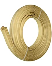 Commonwealth Basket Flat Oval Reed 1/2-Inch 1-Pound Coil, Approximately, 90-Feet
