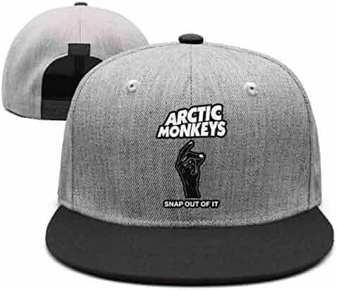 d9105e8f25c Men Women Arctic-Monkeys-Call-me-Parsec- Peaked Cap Fashion Strapback Hat