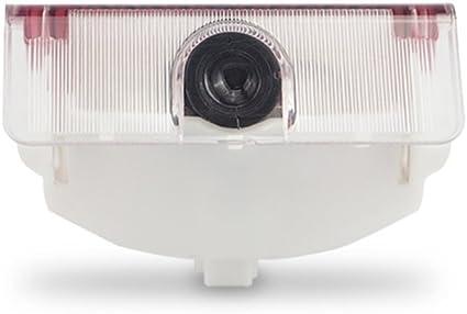 GLK illuminazione dellentrata del LED luce della porta dellautomobile di HD LIKECAR Illuminazione del logo della portiera dellautomobile