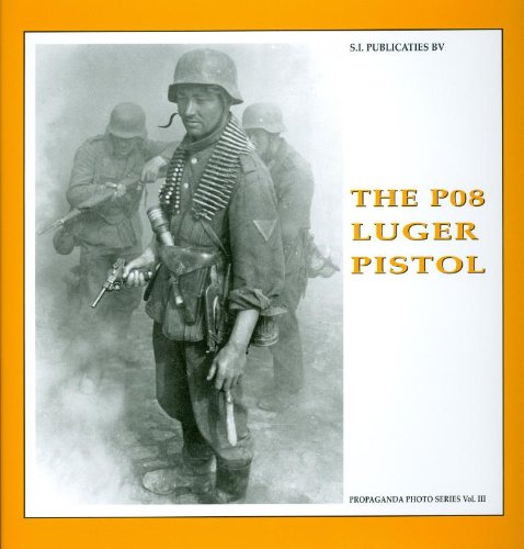 P08 Luger Pistol (The Propaganda Photo Series)
