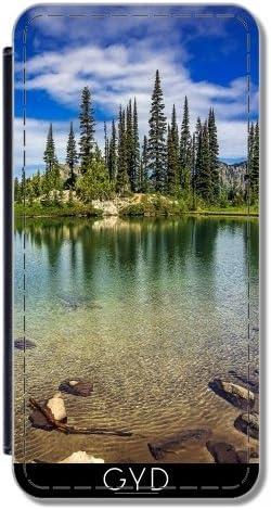 DesignedByIndependentArtists Funda para Smartphone Apple (iPhone Range) – Montaña Mar by J McCool: Amazon.es: Electrónica