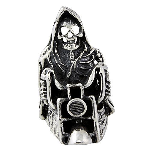 Sterling Silver Motorcycle - 7