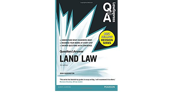 land law essay questions