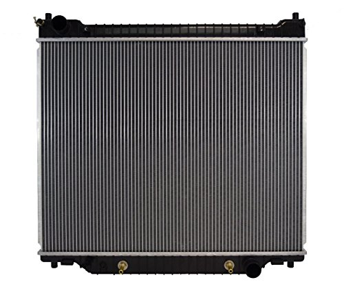 Sunbelt Radiator For Ford E-350 Super Duty E-350 Econoline Club Wagon 1995 Drop in Fitment ()