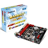 Biostar DDR3 1600 Intel LGA 1155/A&GbE/MicroATX Motherboard H61MGV3 by Biostar
