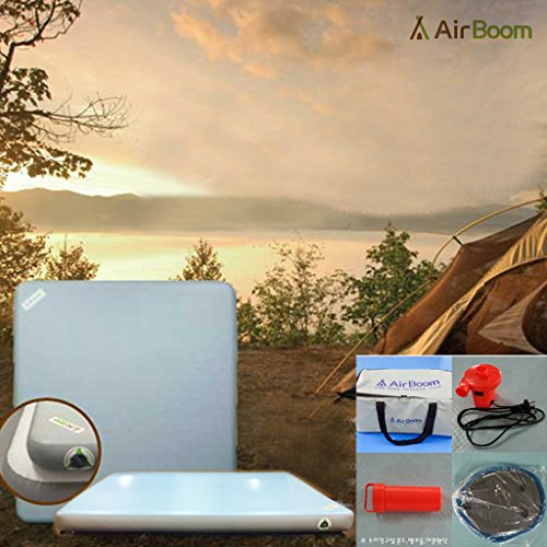 "Outdoors Camping Air Mattress / Bed Height 3.9"""