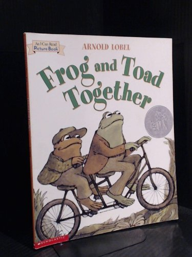 Frog and Toad Together (I Can Read Picture - We Read Pictures