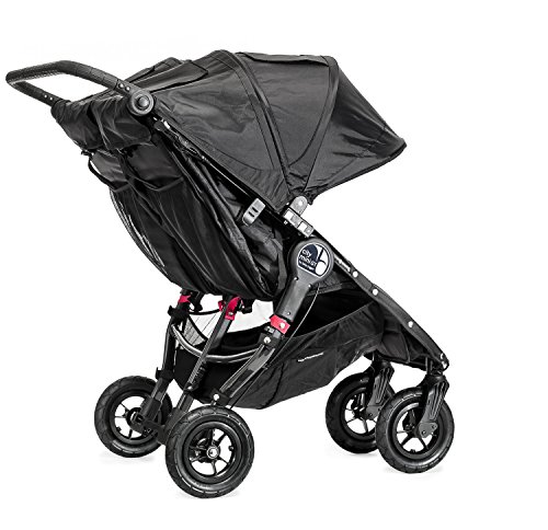 Baby Jogger 2014 City Mini Gt Double Stroller Black
