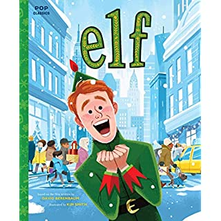Elf: The Classic Illustrated Storybook (Pop Classics)