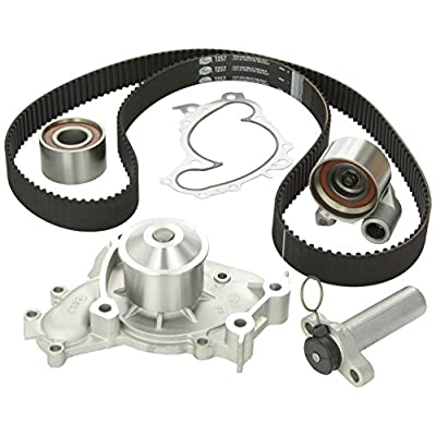 Gates TCKWP257 Engine Timing Belt Kit with Water Pump: Automotive