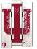 NCAA Indiana University Wood Fence Sign