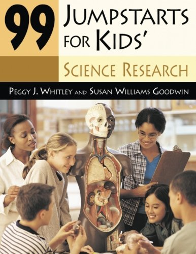 99 Jumpstarts for Kids' Science Research by Brand: Libraries Unlimited