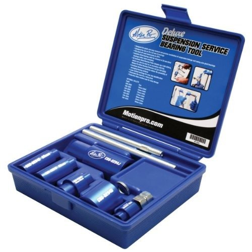 Bearing Service Set (Motion Pro 08-0294 Deluxe Suspension Bearing Service Tool)
