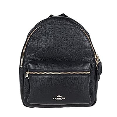 Coach-Mini-Charlie-Pebble-Leather-Backpack
