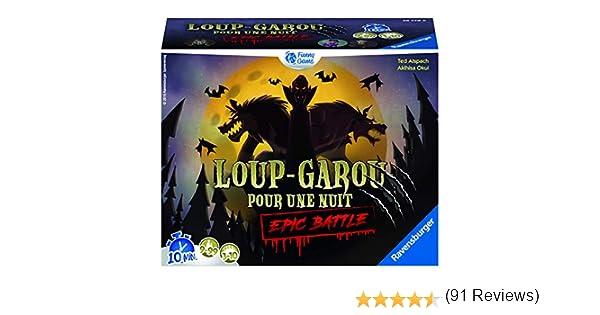 Ravensburger - 26779 - Loup Garou pour UNE Nuit Epic Battle - jeu dambiance: Amazon.es: Juguetes y juegos