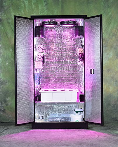 The Stanley Turn Key Stealth Hydroponic Grow Box With