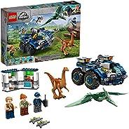 Lego Jurassic World Fuga de Gallimimus e Pteranodonte 75940