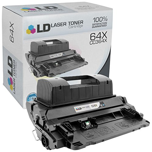 (LD Compatible Toner Cartridge Replacement for HP 64X CC364X High Yield (Black))