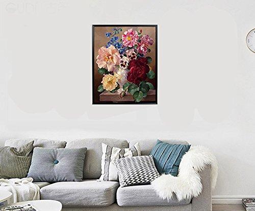 regalo per adulti e bambini dipingere con i numeri kit Home Casa Decorazione/ /40*50/cm Golden Maple Fai da te digitale Olio Tela