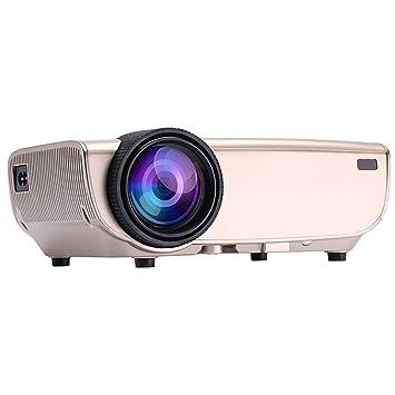 SFXYJ Mini proyector WiFi, conexión HD 1080P con Consola de ...