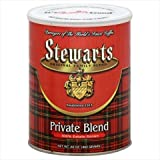 Stewarts Original Family Blend Private Blend Coffee, 23 Ounce (Pack of 6)
