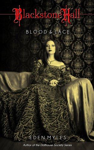 Blood & Lace (Blackstone Hall #1) (Gothic Witch/Werewolf Erotica)