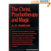 Christ, Psychotherapy and Magic, Duncan, Anthony D.