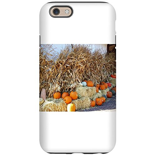 CafePress - The Bounty of Fall Harvest iPhone 6 Tough Case - iPhone 6/6s Phone Case, Tough Phone Shell -