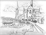 "Strathmore STR-025-515 100 Sheet Sketch Pad, 5.875 by 8.5"""